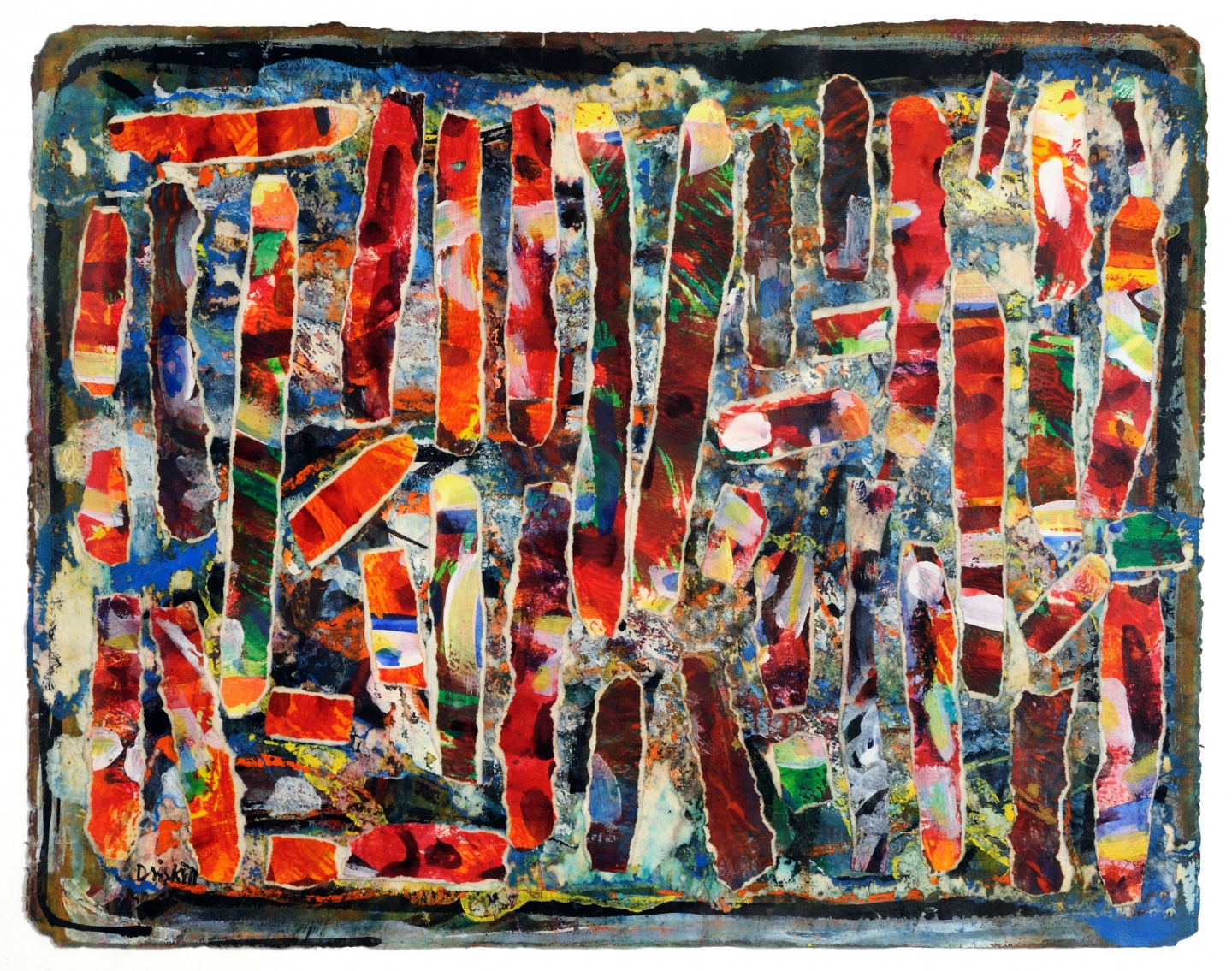 DAVID DRISKELL Resonance Paintings, 1965-2002