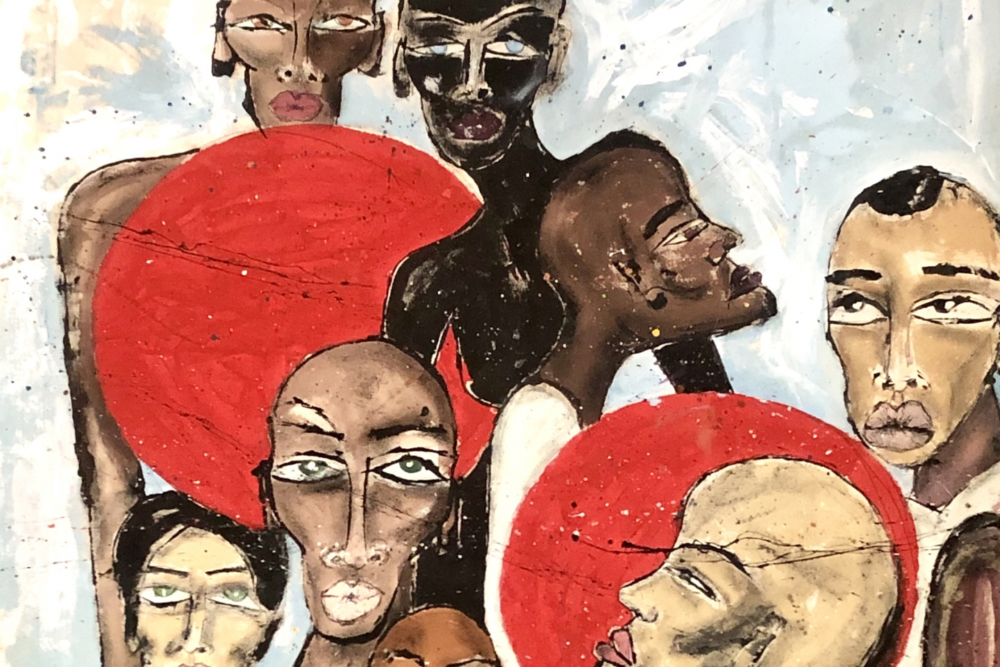 Art Africa Miami Arts Fair Continues To Give Life to Cultural Spaces In Historic Overtown