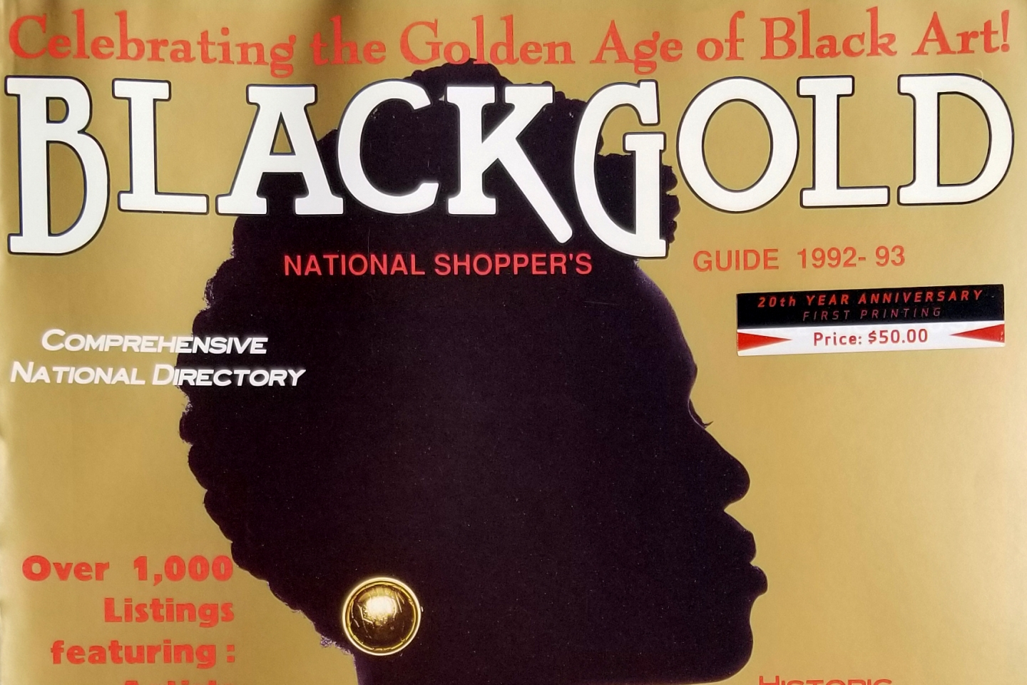 Rediscovering Black Gold: The Directory That Celebrated Golden Age Of Black Art