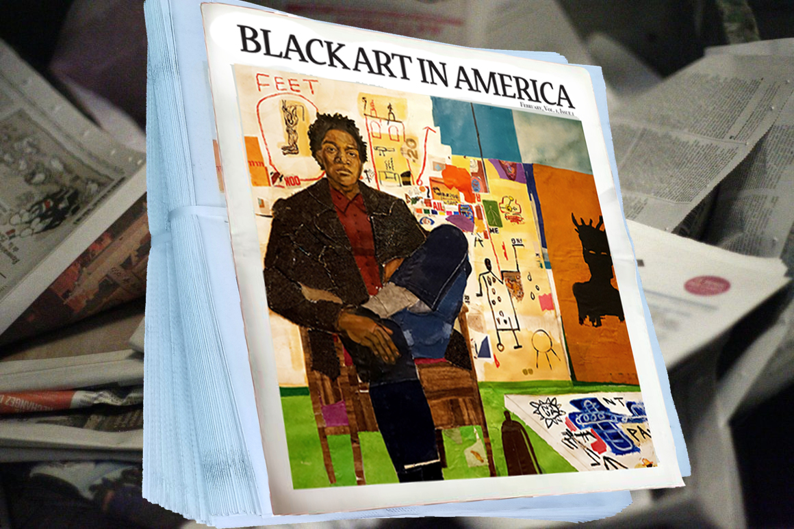 Black Art In America The Magazine Rolls Out in Select Locations Nationwide!
