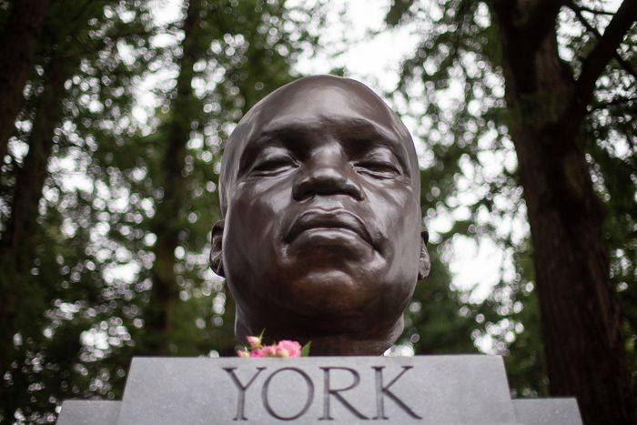 Resurrecting York: The Enslaved African who Traveled with Lewis & Clark Mysteriously Returns to the Pacific