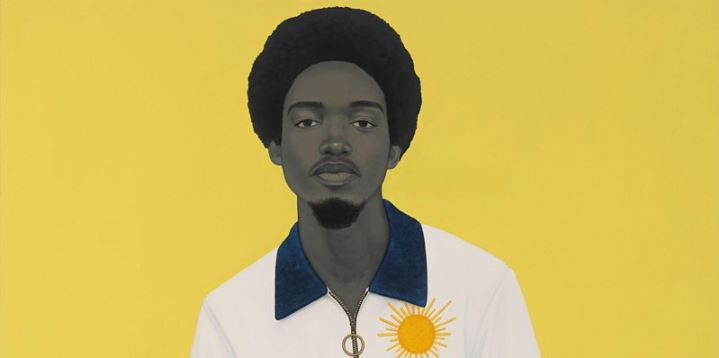 Amy Sherald's New Works Depict Everyday Black Americans In 'An Opportunity To Reclaim Time'